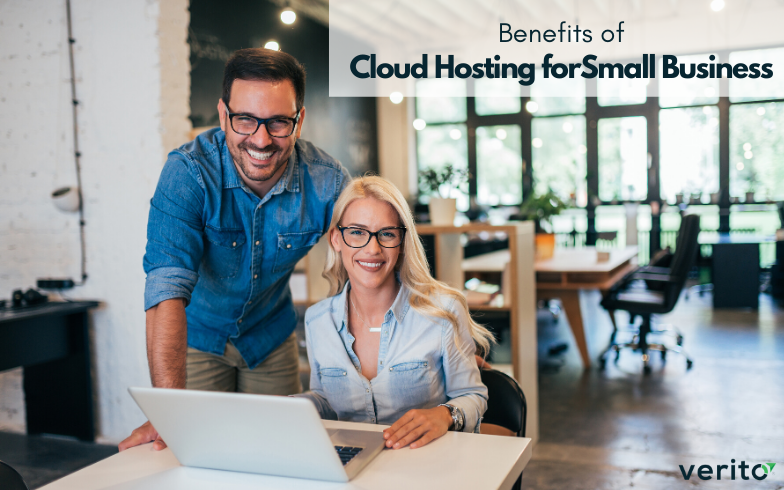 Benefits of Cloud Hosting for Small Business