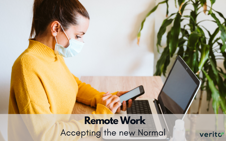 Remote Work: Accepting the New Normal