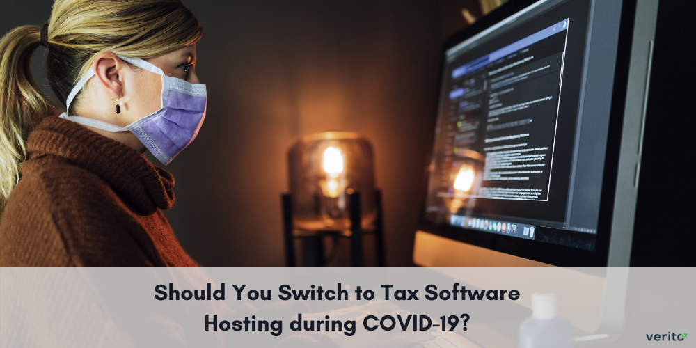 Should You Switch to Tax Software Hosting during COVID-19?