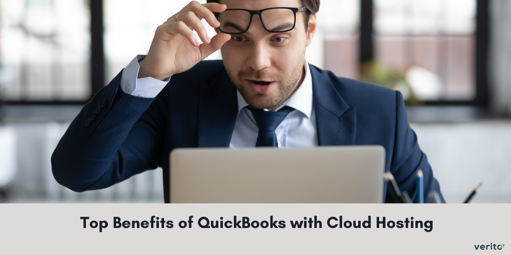 Top Benefits of QuickBooks with Cloud Hosting You Cannot Ignore